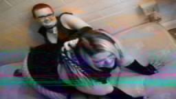 Dead girl spanking another Dead girl