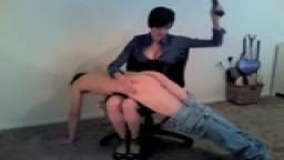 Male female spanking Disciplinarian Services