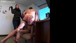 Spanking Women Video Belt