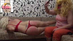 Tube real spanking A Japanese