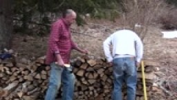 woodpile Strapping