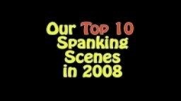 The Best 2008 Spanking Scenes from Redneck Spanking
