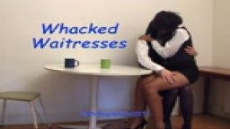 Whacked Waitresses from Wellspanked