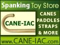 Cane-iac Banner