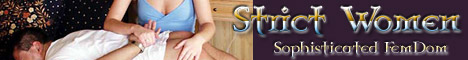 Strict Women Banner