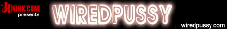 Wired Pussy Banner