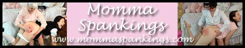 Momma Spankings Banner